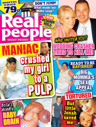Real People - UK Issue 38 2016