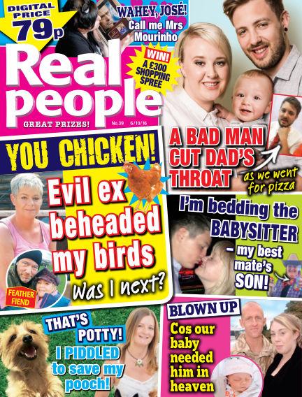 Real People - UK September 29, 2016 00:00