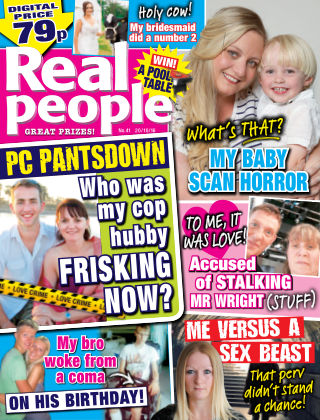 Real People - UK Issue 41 2016