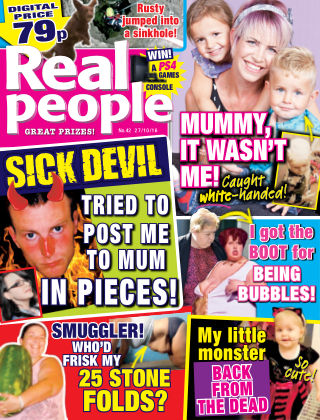 Real People - UK Issue 42 2016