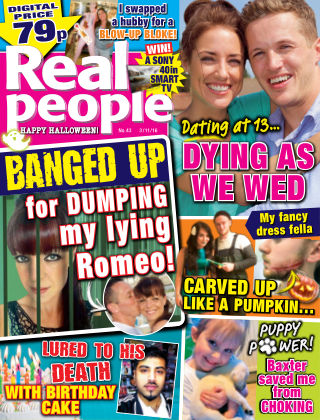 Real People - UK Issue 43 2016