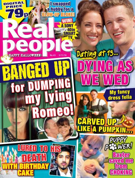 Real People - UK October 27, 2016 00:00
