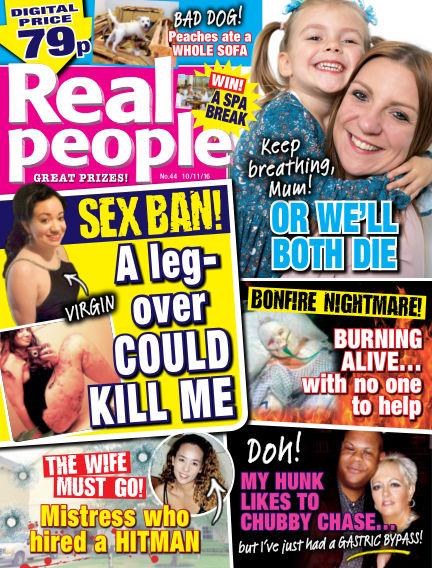 Real People - UK November 03, 2016 00:00