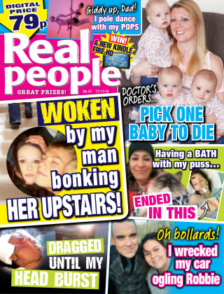 Real People - UK Issue 45 2016
