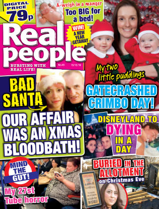 Real People - UK Issue 49 2016