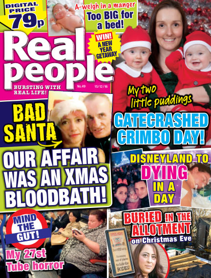 Real People - UK December 08, 2016 00:00