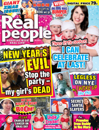 Real People - UK Issue 50 2016