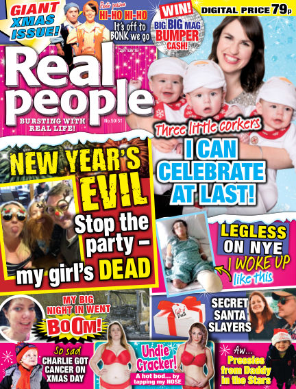 Real People - UK December 15, 2016 00:00