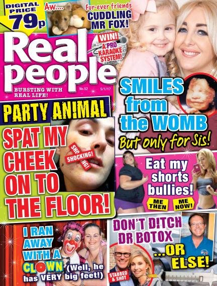 Real People - UK December 29, 2016 00:00