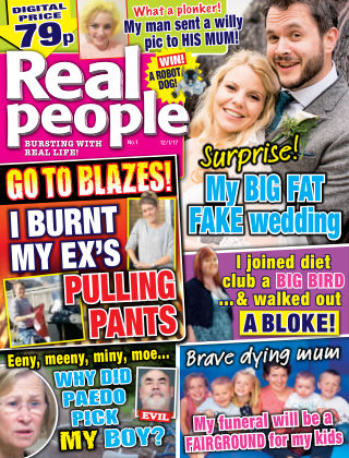Real People - UK Week 1 2017