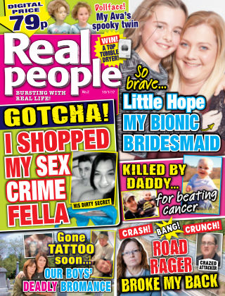 Real People - UK Week 2 2017
