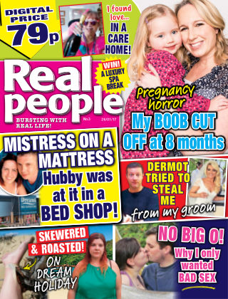 Real People - UK Issue 3 2017