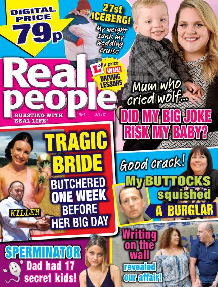 Real People - UK January 26, 2017 00:00