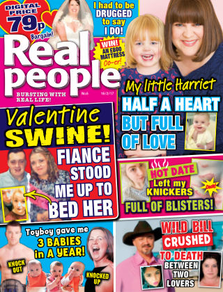 Real People - UK Week 6 2017