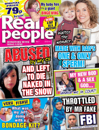 Real People - UK Week 7 2017