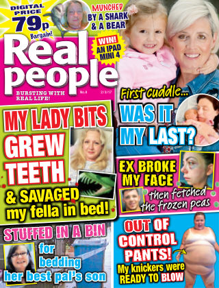 Real People - UK Week 8 2017