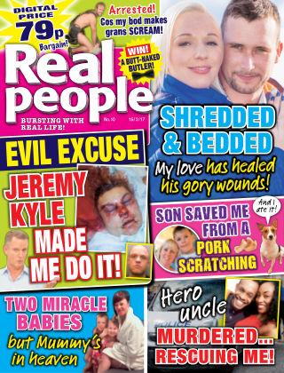 Real People - UK Week 10 2017