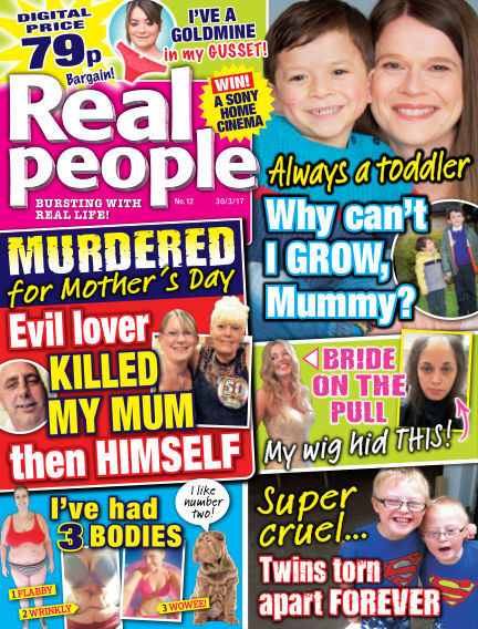 Real People - UK March 23, 2017 00:00