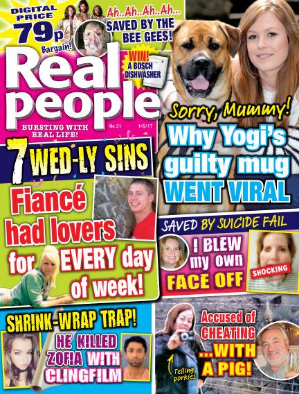 Real People - UK May 25, 2017 00:00