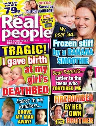 Real People - UK Week 26 2017