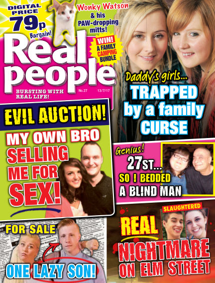 Real People - UK July 06, 2017 00:00