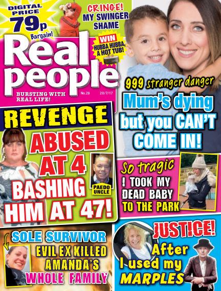 Real People - UK July 13, 2017 00:00