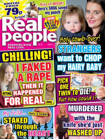 Real People - UK August 03, 2017 00:00