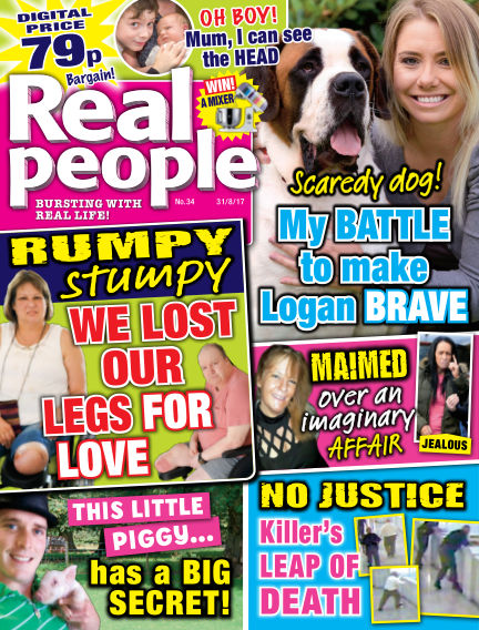 Real People - UK August 24, 2017 00:00
