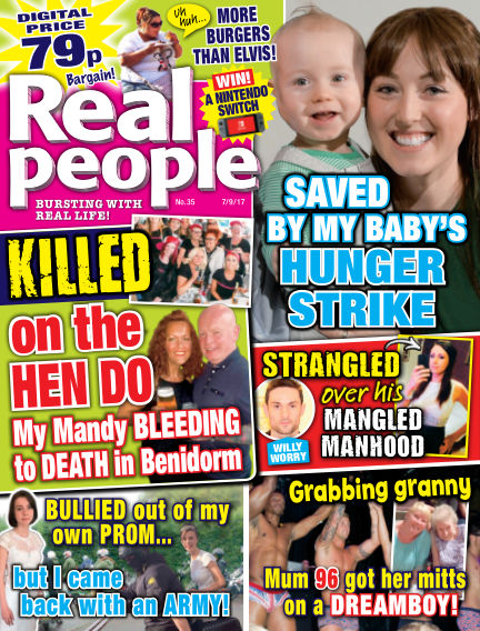 Real People - UK August 31, 2017 00:00