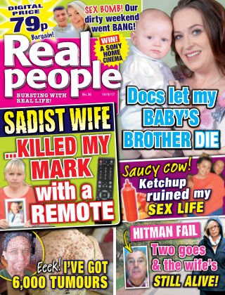 Real People - UK Week 36 2017
