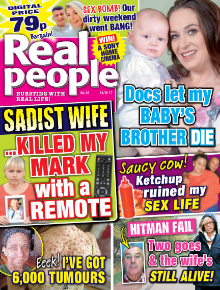 Real People - UK September 07, 2017 00:00