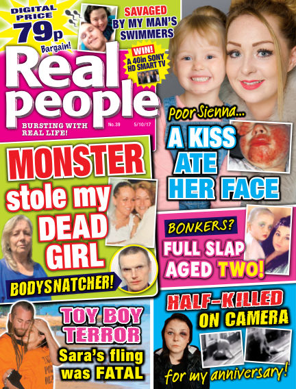Real People - UK September 28, 2017 00:00