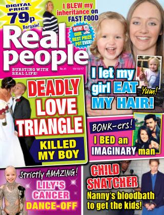 Real People - UK Week 41 2017