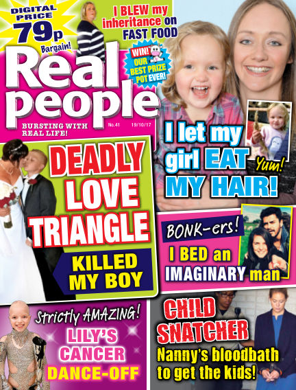 Real People - UK October 12, 2017 00:00