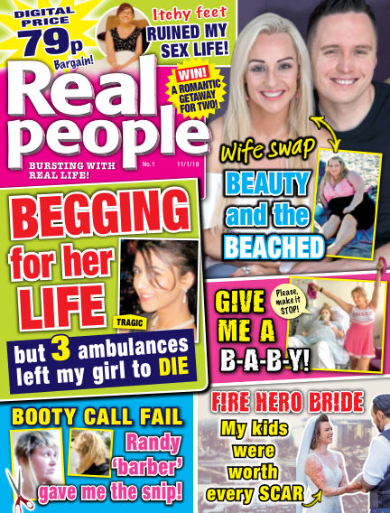 Real People - UK January 04, 2018 00:00