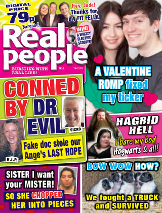 Real People - UK Week 06