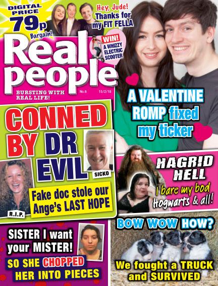 Real People - UK February 08, 2018 00:00