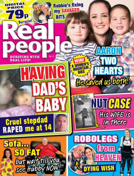 Real People - UK March 15, 2018 00:00