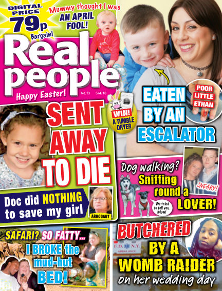 Real People - UK March 29, 2018 00:00