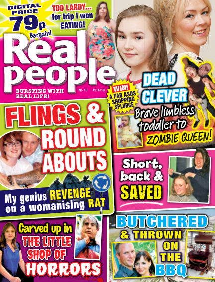 Real People - UK April 12, 2018 00:00