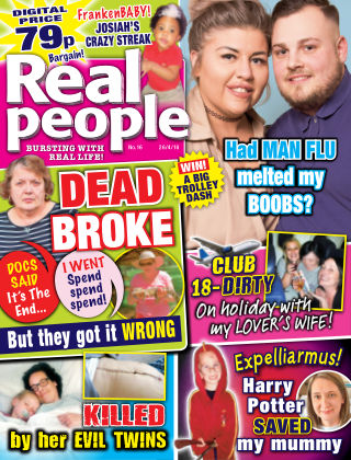 Real People - UK Week 16