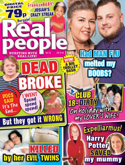 Real People - UK April 19, 2018 00:00