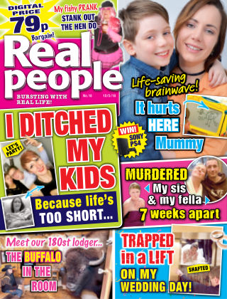 Real People - UK Week 18