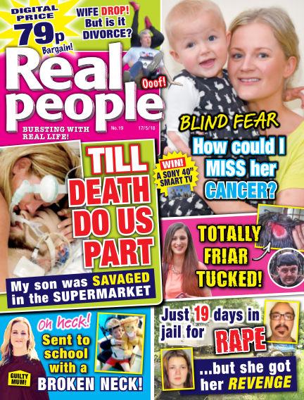 Real People - UK May 10, 2018 00:00