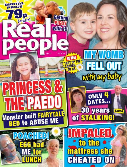 Real People - UK May 24, 2018 00:00