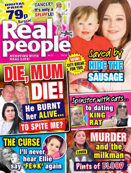 Real People - UK May 31, 2018 00:00