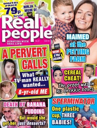 Real People - UK Week 23