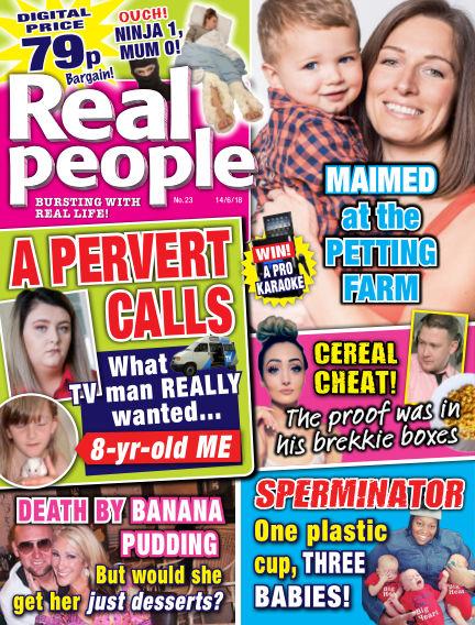 Real People - UK June 07, 2018 00:00