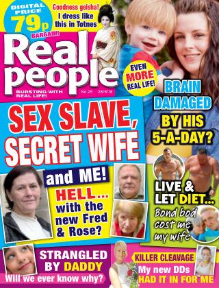 Real People - UK Week 25