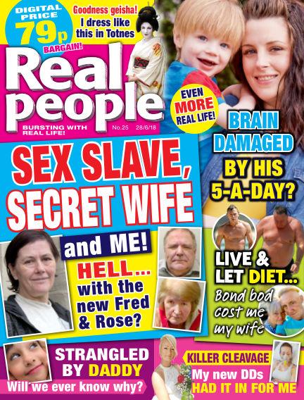 Real People - UK June 21, 2018 00:00